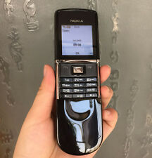 Original Unlocked 128M NOKIA Sirocco 8800SE Black GSM Mobile Phone Bundle