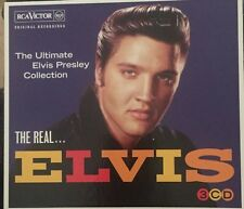 Elvis Presley : The Real Elvis (3CDs) (2011)*** 90 Tracks!