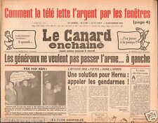 CANARD ENCHAINÉ Birthday Newspaper JOURNAL NAISSANCE 8 DECEMBRE DECEMBER 1982