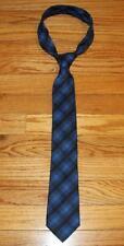 NEW NWT Mens Donna Karan DKNY Necktie Tie Slim $65 Skinny Style Silk Blend *3R