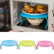 Multifunction Microwave Oven Steam Rack Double Layer Insulating Plate Selling