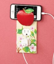 Outlet Cover Cell Phone Holders Home Decor