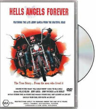 Hells Angels Forever DVD - The True Story, English Langauge, Free USA Shipping