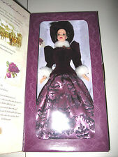 Barbie 1996 Victorian Hallmark Holiday Traditions Homecoming Collector NRFB