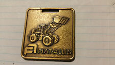 Fiat Allis 945 Front Loader Pocket Watch Fob