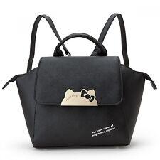 Hello Kitty Cat Party 2Way Backpack Rucksack Bag Tote Purse Handbag Japan S6531