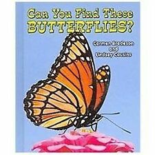 Can You Find These Butterflies? (All About Nature: Guided Reading, Level E)