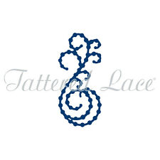 Tattered lace coupe meurt mini pearl flourish #7 D1264 stephanie weightman
