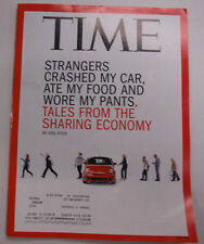 Time Magazine Tales From The Sharing Economy February 2015 031815R