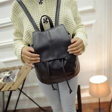 Young Women Backpack Bag Shoulder PU Leather School Girls Handbag Fashion JL