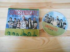 CD Metal Sonic Syndicate - My Own Life (1 Song) Promo NUCLEAR BLAST