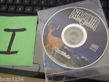1998 DEER HUNTER II WIZARD WORKS THE HUNT CONTINUES COMPUTER PC CD VIDEO GAME **