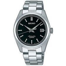 SEIKO SARB033 Mechanical Automatic Stainless Steel Men's Watch Black - Japan
