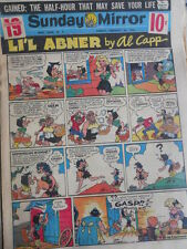 Sunday Mirror 26-02-1956 - LI'L ABNER by AL CAPP  [G393A]