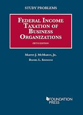 Study Problems to Federal Income Taxation of Business Organizations, 5th edition