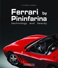 Ferrari by Pininfarina (250 GT 275 330 365 308 f40 f50 Testarossa LM) libro Book
