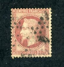 France, Scott #36, Emperor Napoleon III, Used, 1868