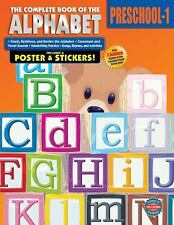 The Complete Book of the Alphabet, Grades Preschool-1-ExLibrary