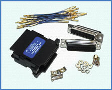 Custom Adapter Kit: 25-Pin D-Connector Male/Female