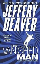 The Vanished Man by Jeffery Deaver (A Lincoln Rhyme Novel)(2004 Paperback) CC446