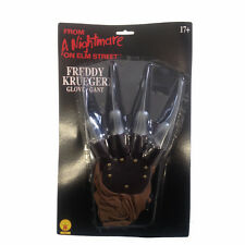 Nightmare on Elm Street Freddy Krueger Costume Glove Rubies 1231