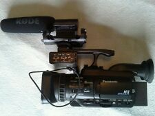 Panasonic AG-HMC40P HMC40 AVCCAM Camcorder used to film legal depositions