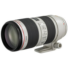 Canon EF 70-200mm f/2.8 L IS USM Obiettivo II