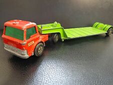 COLLECTABLE VINTAGE 1971 MATCHBOX SUPERKINGS K17 DYSON LOW LOADER.