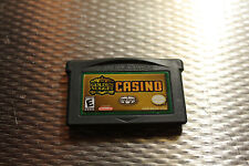Golden Nugget Casino GAMEBOY ADVANCE - FREE POST