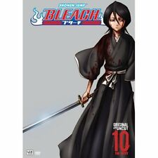 BLEACH NEW RARE DVD VOL 10 THE ENTRY UNCUT ANIME+ FREE COLLECTIBLE PATCH CARTOON