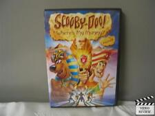 Scooby-Doo in Where's My Mummy? (DVD, 2005)