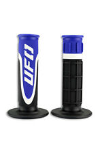 NEW UFO Motocross Enduro Axiom Grips - Blue