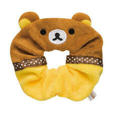 San-x Rilakkuma Plushy Hair Band Shushu Hair Tie (AY04601) 14c