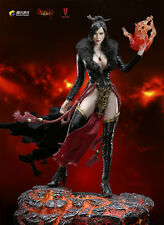 "Very Cool Tencent 1/6 Scale 12"" Dou Zhan Shen Series RAKSA Female Figure Doll"