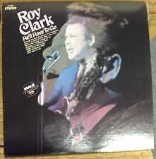 ROY CLARK He'll Have To Go LP OOP early-70's country Pickwick Hilltop