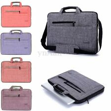 Laptop PC Shoulder Bag Pouch Carrying Soft Notebook Case Fit for 15'' Laptop