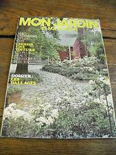 mon jardin et ma maison n° 201 chambres / toitures / cerisiers à fleurs dallages