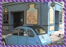 Marseille rue du panier, Magasin Plus belle la vie , 2 CV