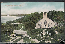 Lancashire Postcard - Heysham Church From East    RT160