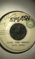 love you madly/busty -jamaican reggae/lloyd charmers