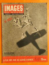 Images du Monde N° 120 du 29/4/1947-Un avion au-dessus de l'Afrique Noire