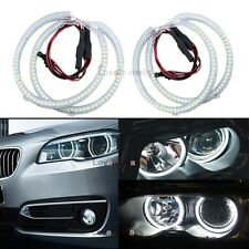 NEWEST White LED Halo Ring Angel eye Light for BMW 3 5 7 series E36 E38 E39 E46