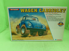 YODEL NO.3 VW BEETLE KAFER CABRIOLET CONVERTIBLE 1/28 - UNBUILT INBOX COMPLETE -