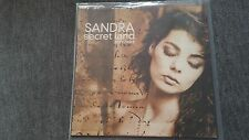 Sandra - Secret land Remixes 12'' Disco Vinyl PROMO FRANCE