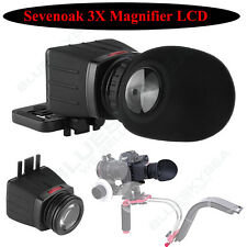 Magnifier SK-VF02N 3:2 Loupe 3 inch LCD View Finder for 5D MKIII Nikon Canon 70D