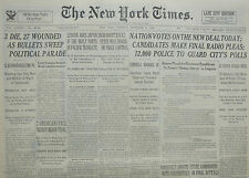 11-1934 November 6 LEAGUE ASKS JAPAN IF SHE BUILT FORTS IN PACIFIC MANDATE 81st