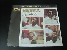Folk Singer Muddy Waters JAPAN XRCD