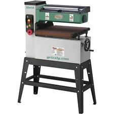 "G0458 Grizzly 18"" 1-1/2 HP Single-Phase Open End Drum Sander"