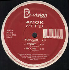 AMOK - Vol.1 EP - D:Vision
