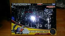 TAKARATOMY Transformers DOTM DA-15 Jetwing Optimers Prime BLACK VER.